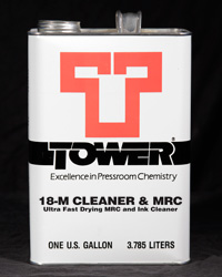 18-M Cleaner & MRC